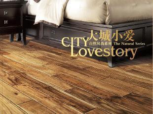 相思木仿古地板,卧室,