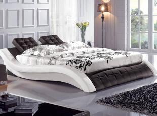,现代主义,床,