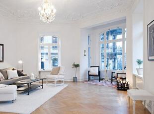 147平后现代潮流个性公寓,现代主义,