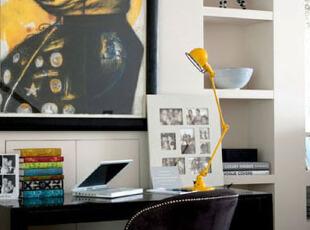 打造现代时尚感书房,书房,