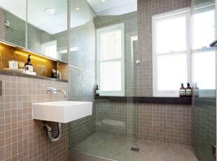 小户型卫浴间的百变提案,