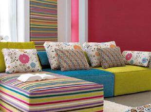 10款个性搭配色彩客厅,客厅,
