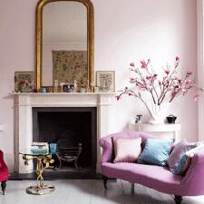 8种不同风格的独特客厅设计