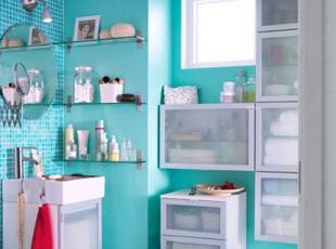 最新小户型卫浴样板间,