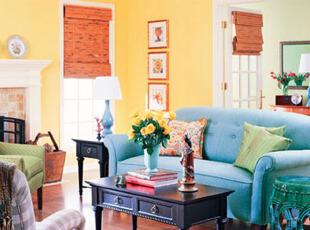 三步打造美丽客厅,
