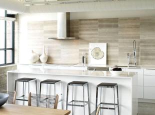 艺术工业感厨房,厨房,