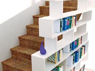 楼梯空间巧利用,
