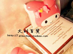 {可爱兔宝宝}日系粉嫩色 手工美瞳盒 伴侣盒 双联盒 水盒蝴蝶结,DIY,