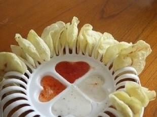 ★公主梦想★韩国家居*自己动手DIY美味薯片*微波炉薯片器 W2139,DIY,