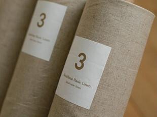 原色本色素色亚麻棉麻布 细麻布沙发棉麻窗帘diy拼布手工布料布艺,DIY,