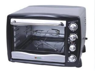 拌鲜坊烘焙DIY 豪通 HK-35RCL西红柿电烤箱 热风循环内置灯,DIY,