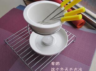 高品质陶瓷巧克力火锅/DIY巧克力/有了她每天都是情人节/,DIY,