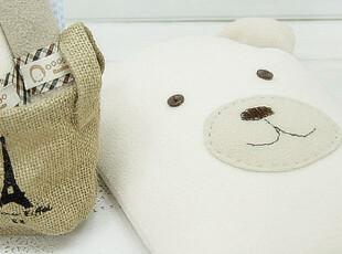 韩国 手工布艺diy材料包 ipad 2 壳保护套 可爱 平板电脑 快乐熊,DIY,
