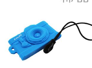 创意魔法软硅胶卡套 复古相机SD卡包 创意SD卡套,U盘,