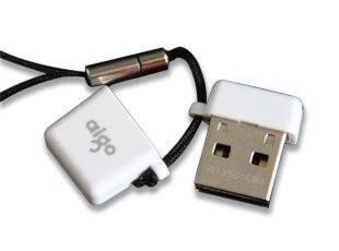 正品 爱国者L8230 4G白色 小U 个性U盘超小迷你车载最小优盘,U盘,