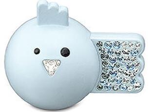 美国代购正品 施华洛世奇Swarovski 1079778 蓝色小鸟U盘,U盘,