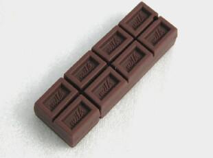 巧克力u盘 u盘16g 特价包邮 优盘 创意 情侣可爱u盘  买一送四,U盘,