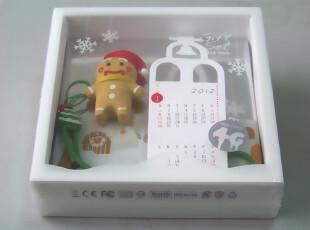 Bone正品 4G优盘/U盘礼物组 姜饼人U盘礼物组 圣诞礼物,U盘,