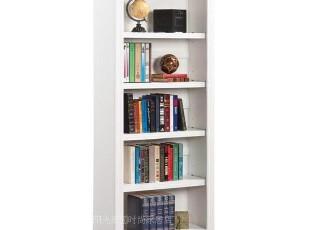 现货!美式家具 欧式田园 外贸原单 书柜/书架/陈列架 白色SG-003,书架,
