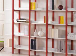 钢木结构韩式书柜书架书橱花架鞋架置物架格架简约时尚,书架,