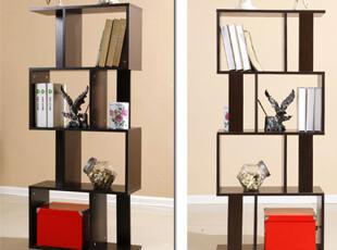 宜家书架 自由组合书柜隔断创意书橱儿童家具 搁板 置物架 书架,书架,