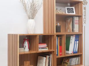 百孚精品楠竹家具 自由组合柜 移动书柜 储物收纳柜 新品上架,书架,