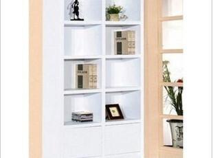 加厚2.5CM 带柜门新品1.8米书橱 书柜储物柜书架大书柜组合书柜,书架,