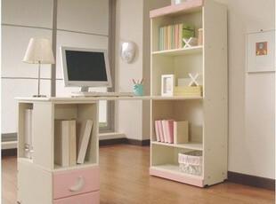 特价电脑桌台式简约 电脑桌组合电脑桌台式桌家用书柜书架电脑桌,书架,