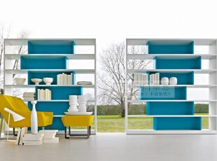 工厂直销外贸 简约大气北欧风格 格子架 书柜 书架 书橱 特价促销,书架,