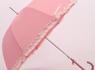 出口日本 韩国雨伞 长柄公主伞 蕾丝花边 晴雨伞,伞,