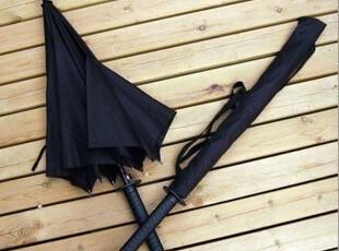 创意雨伞 特大号日本武士刀雨伞 大刀伞 步*伞 刀伞 死神刀伞,伞,