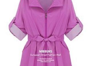 欧洲站 新款2012 韩国代购进口正品新款韩版雨衣女潮,伞,