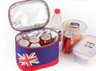 精耐特新品 英伦风椭圆形保温袋 饭盒包 饭盒袋 冰包 便当包,保温袋,