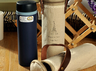 JP3546 日单外贸尾货 棉质保温保冷隔热袋 保温杯袋,保温袋,
