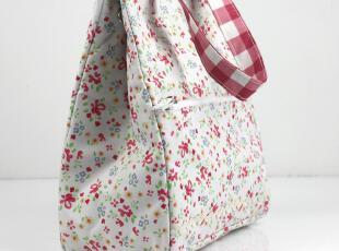 天纵 花田绘按扣保温包 饭盒袋 便当包 保温包 午餐包 特价,保温袋,