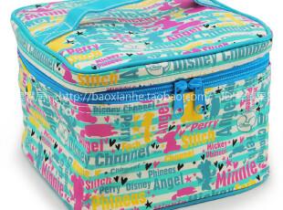 日单牛津布保温保冷饭盒包饭盒袋手提便当包米奇可爱便当袋保温袋,保温袋,