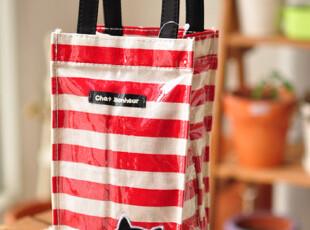 日本订单 靴下猫咪 防水保温包 收纳雨伞包,保温袋,