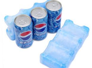 波浪蓝冰 保冷冰板 蓄冷冰盒 冰包 冰格冰袋保温袋专用 550ML,保温袋,