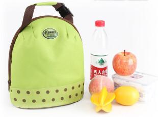 韩国可爱波点 便携式饭盒包 便当包 保温袋 保温包饭盒袋冰袋,保温袋,