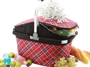 YODO悠度 英伦户外野餐篮28升 便携保温袋 保温包 超大号鸡蛋篮,保温袋,