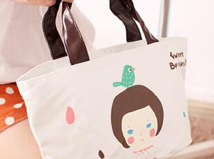 懒角落★创意家居 韩版动物寓言 外带便当包 保温袋 手拎包 13205,保温袋,