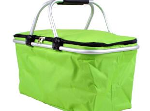 [凌柯生活]野餐包/冰包袋/保温包/购物包/手提篮/汽车工具篮,保温袋,