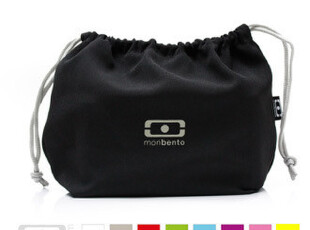 法国Monbento 时尚个性饭盒袋/饭盒套/便当盒袋 多色选,保温袋,