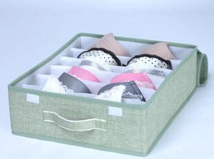 新品 自然旋律 内衣收纳盒有盖文胸内裤收纳盒内衣盒袜子收纳,内衣盒,