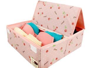 纳衣阁 内衣收纳盒 有盖 文胸收纳盒 有盖 内衣收纳箱 可水洗,内衣盒,