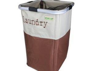 特价 脏衣篮包邮 牛津布脏衣篮洗衣篮脏衣服收纳筐 送一件内衣盒,内衣盒,
