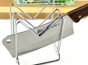 创新时尚多功能厨房置物架 不锈钢刀架 锅盖架 菜板架厨房收纳,刀架和砧板,