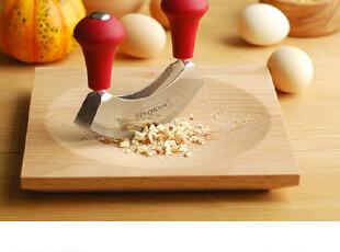 榉木/无漆/砧板+切刀/切坚果/切干酪/切香料/出口英国/600g,刀架和砧板,