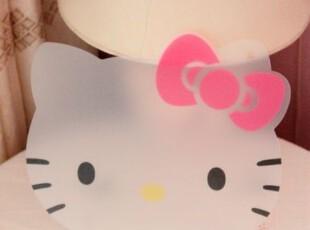 特特 可爱实用的 KT大头轻薄菜板 Kitty猫切菜板,刀架和砧板,