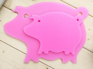 『韩国网站代购』*小猪小猪*可爱菜板,刀架和砧板,